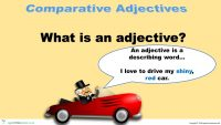 Comparative Adjectives Powerpoint Presentation Slide1