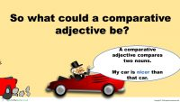 Comparative Adjectives Powerpoint Presentation Slide2