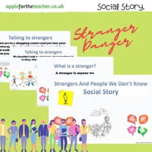 Social Story Stranger Danger