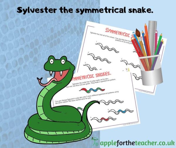 Symmetrical Snake Problem Solving