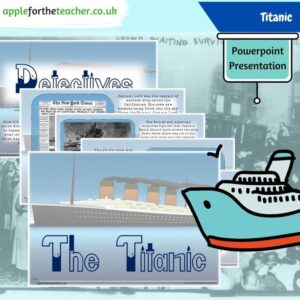 Titanic Powerpoint Presentation