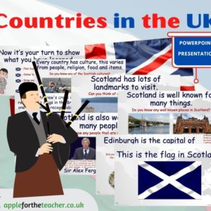 United Kingdom Scotland Powerpoint