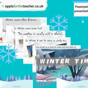 Winter Seasons Powerpoint Presentation