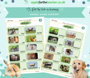animal word support SEN SENIOR