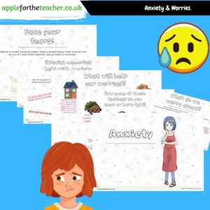 anxiety powerpoint presentation KS2
