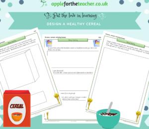 design a healthy cereal