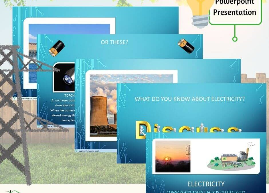 Common Appliances Electricity Powerpoint Presentation