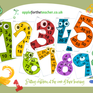 times tables KS2