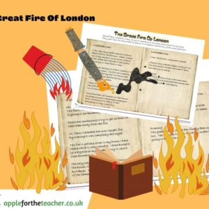 great fire of london samuel pepys diary
