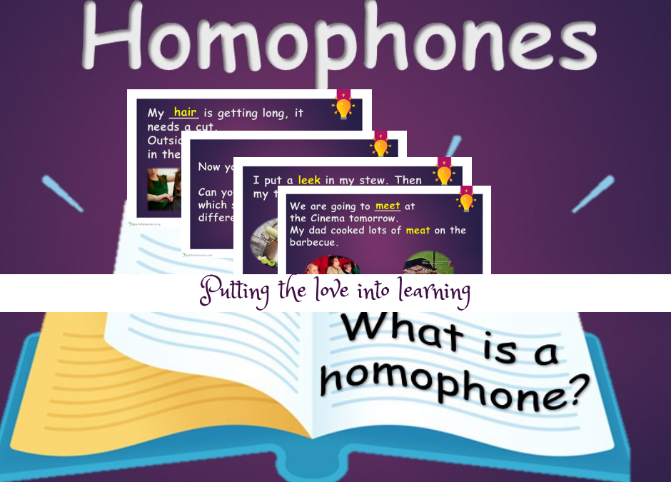 Years 3 – 6 Free PowerPoint Presentation Resource | Homophones