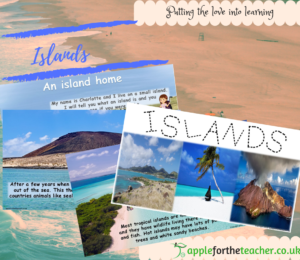 island home ppt
