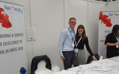 Remedy Recruitment Group stand out at SEN show….