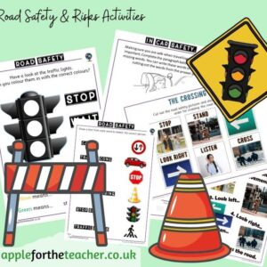 road safety KS1