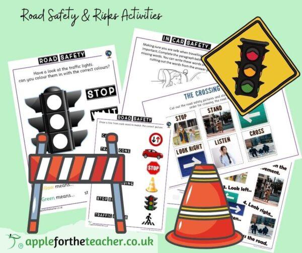 road safety KS1