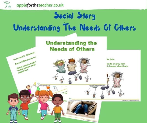 social story understanding the needs of others