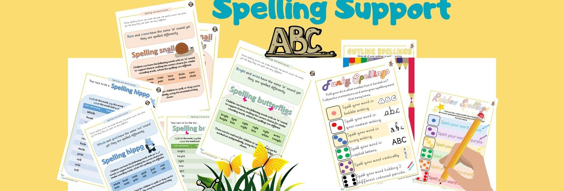 ABC Spelling Support