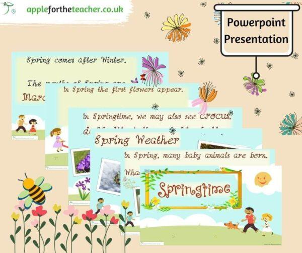 springtime powerpoint presentation