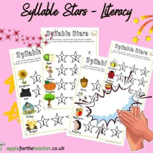syllable stars counting