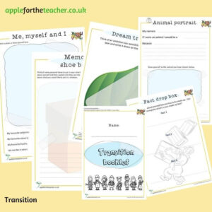 transition booklet