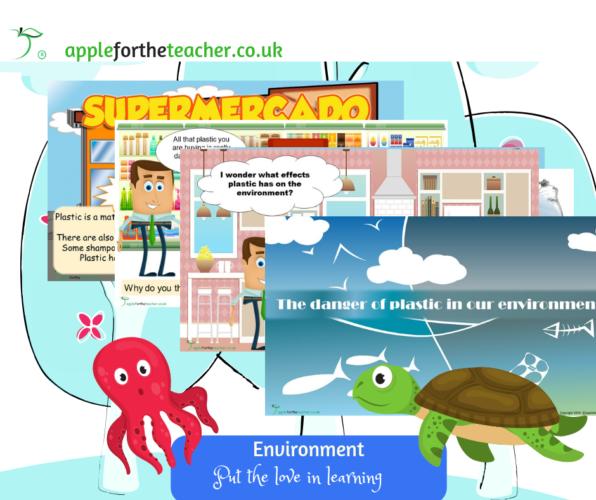 Environment Dangers of Plastic Powerpoint