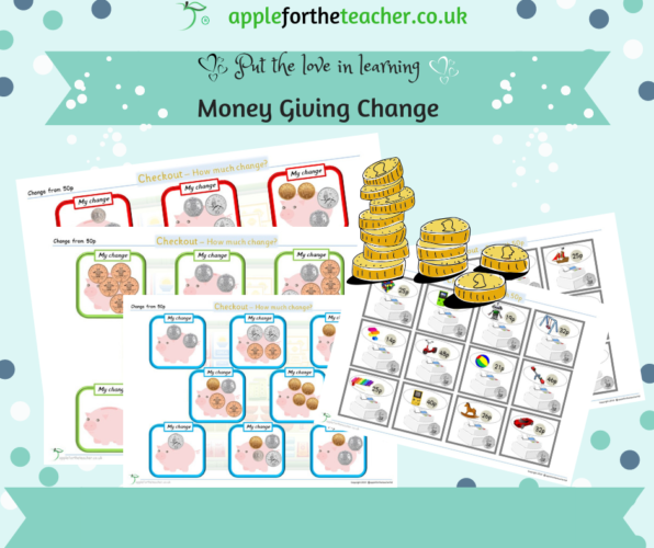 Money Giving Change to 50p Game