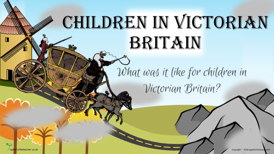 A Childs Life In The Victorian Period Powerpoint Presentation