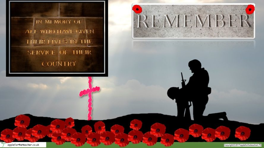 Remembrance Day Powerpoint Presentation   Apple For The