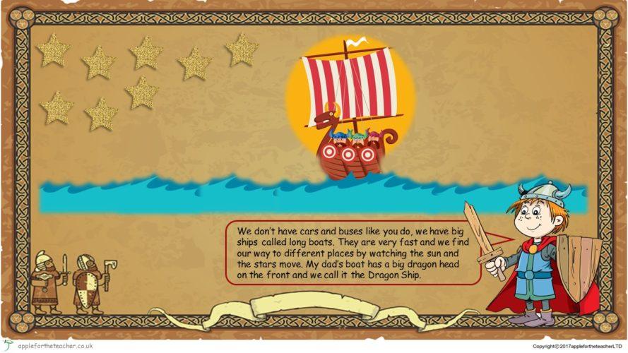 Vikings Powerpoint Presentation | Apple For The Teacher Ltd