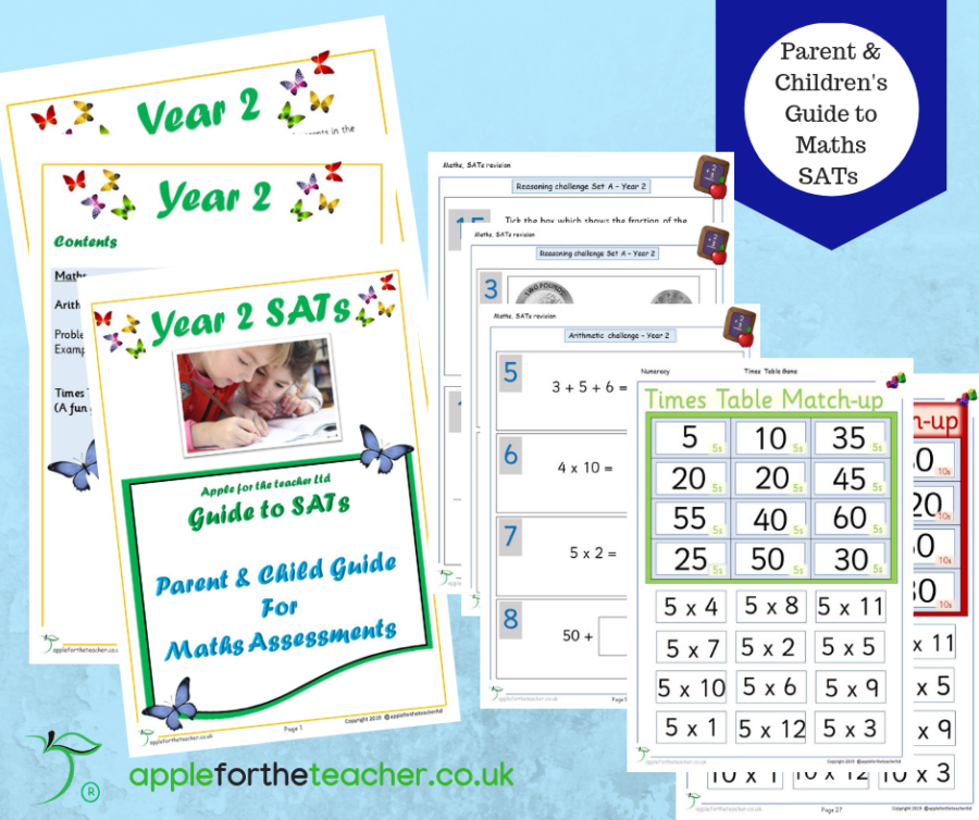 Parent & Child Guide to SATs Maths