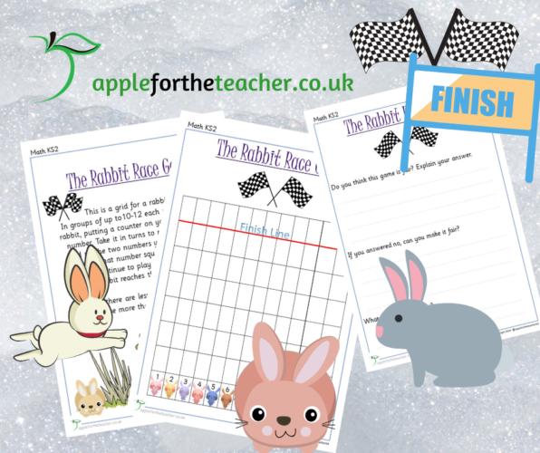 Rabbit Race Maths Challenge