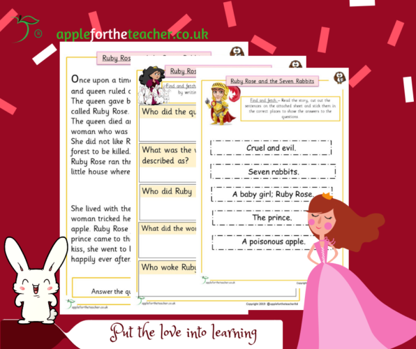 Story Ruby Rose Early Comprehension