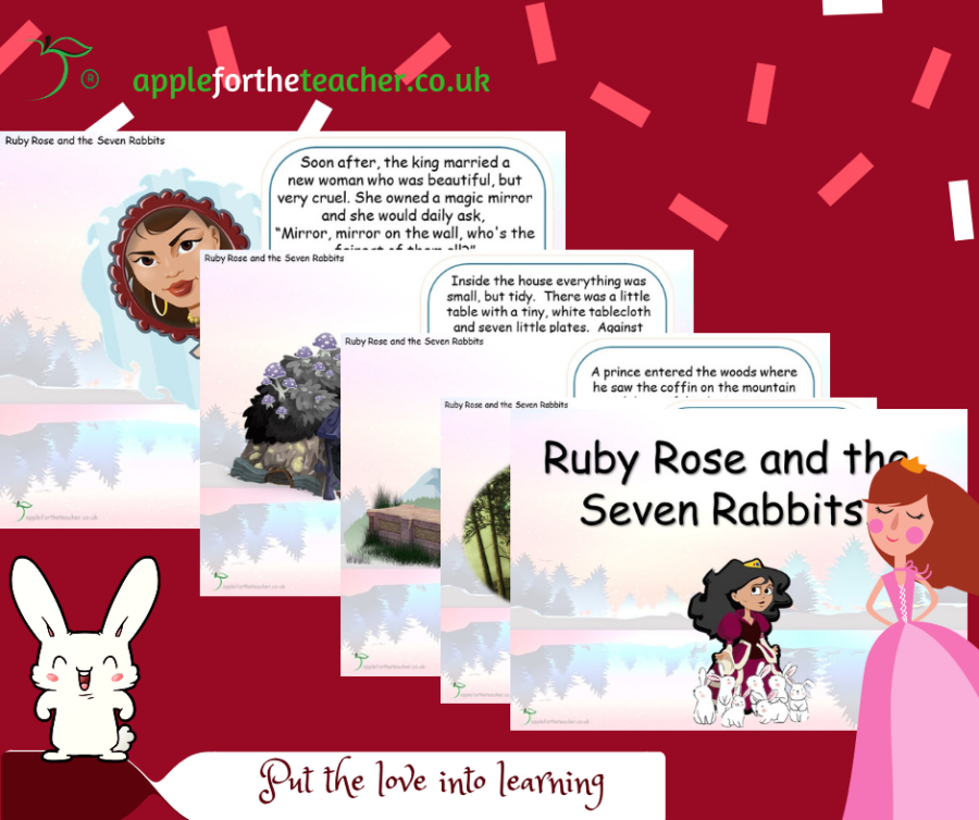 Story Powerpoint Ruby Rose Fairytale