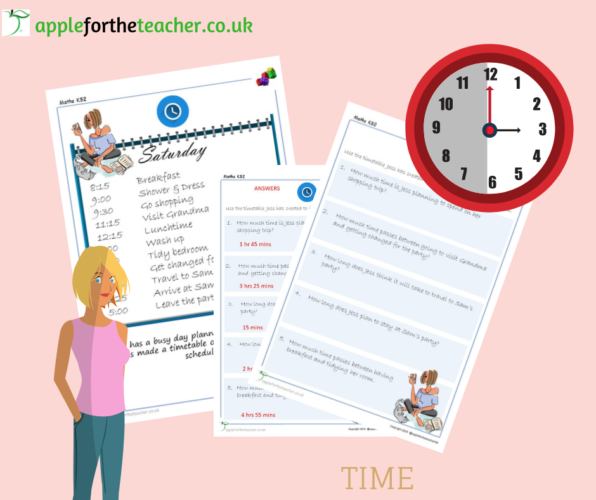Time Timetable Activity