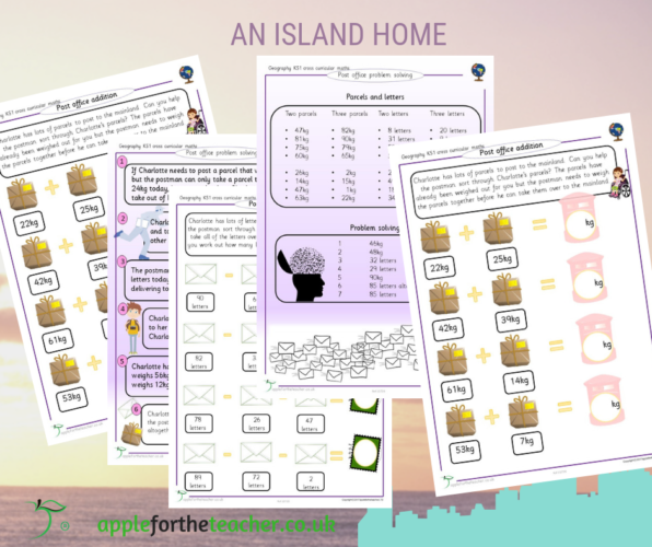 An Island Home Maths Addition And Subtraction Extended