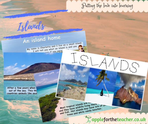 An Island Home Powerpoint Presentation