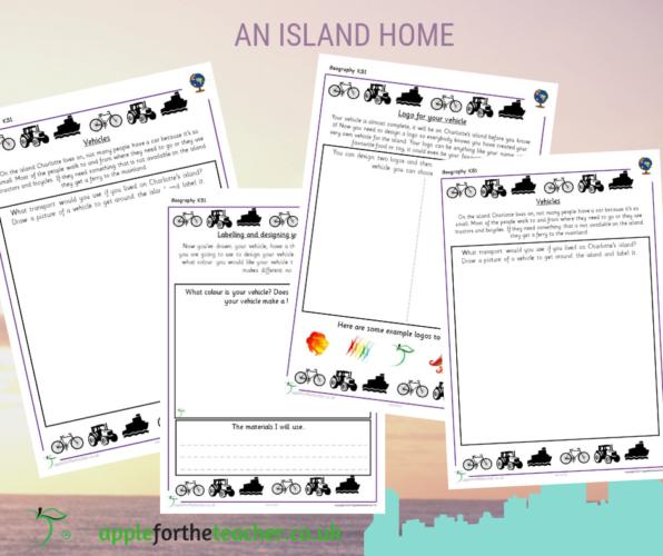 An Island Home Transport Design