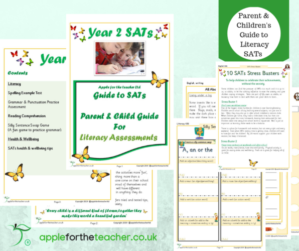 Parent & Child Guide to SATs Literacy
