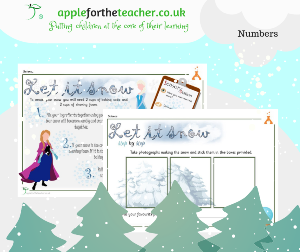 Sensory Science Let It Snow