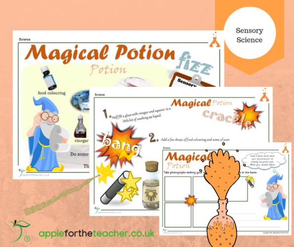 Sensory Science Magical Potion