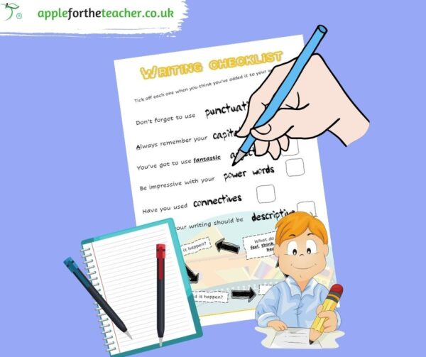 writing checklist ks1